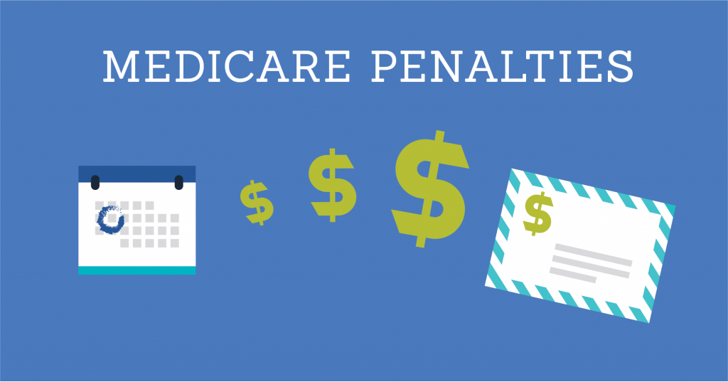 How to Prevent Paying Medicare Late Enrollment Penalties