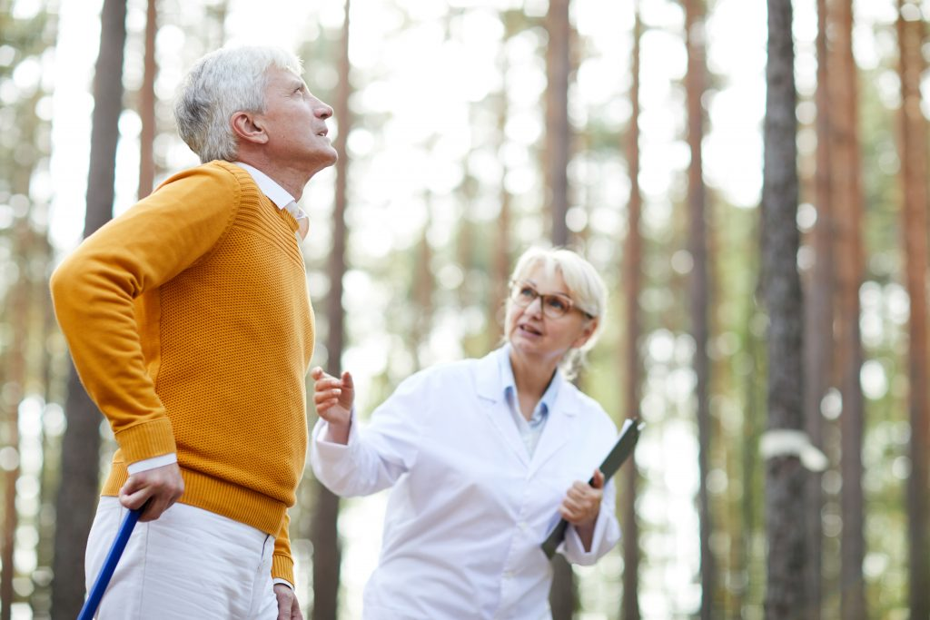 The time limit for Medicare Coverage for rehabilitation